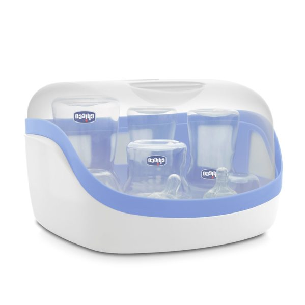 CHICCO Бебешки стерилизатор за микровълнова фурна 0704